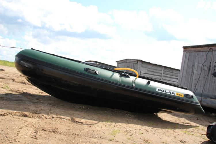 лодка солар 380 в ярославле