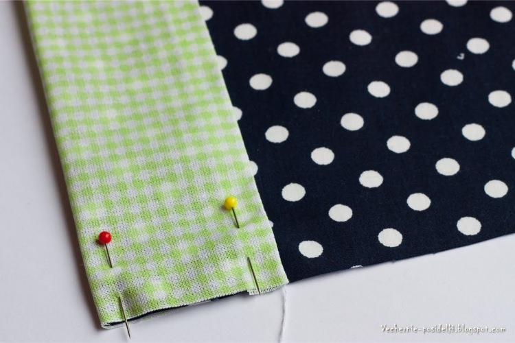 Обложка для книг из ткани