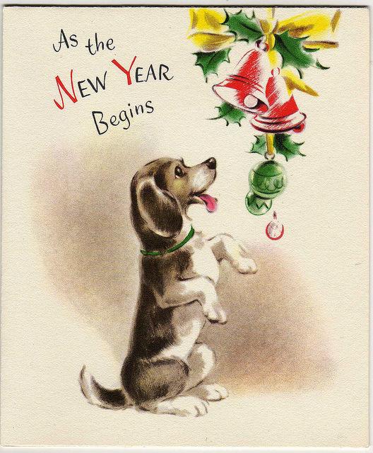 Как сделать новогоднюю открытку по английскому языку