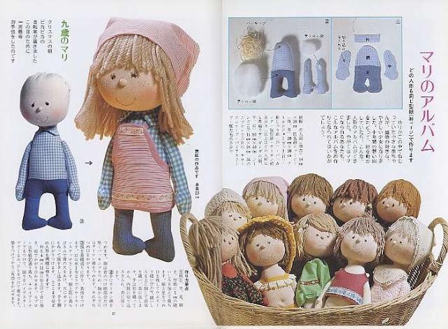 Своими руками куколок сшить