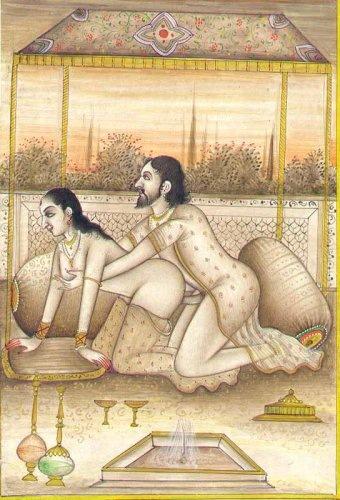 индийская камасутра - порно