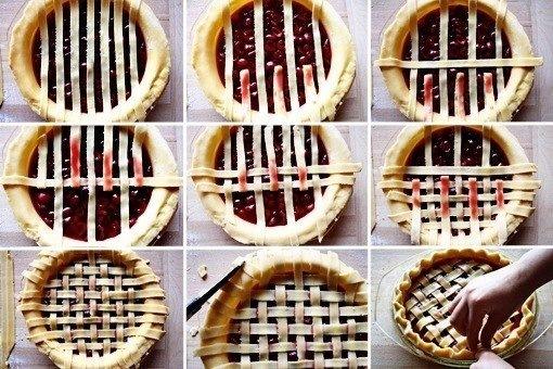 пирог плетенка из дрожжевого теста пошаговая инструкция