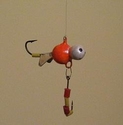 Изготовление балансиров для зимней рыбалки своими руками видео