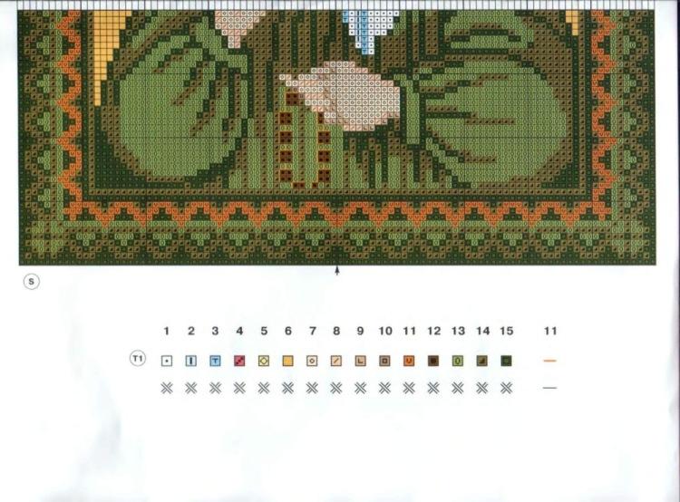 Описание схем вязания летних кофт
