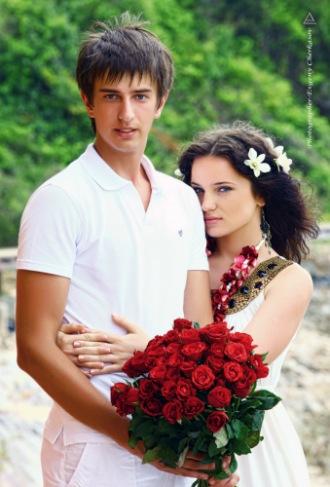 Фотограф Love Story Евгений Черкасов - Бангкок