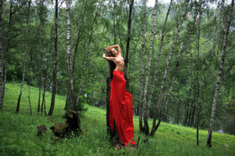 Студийный фотограф Гафар Мустафин - Москва