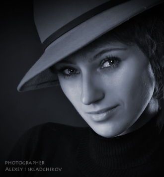 Студийный фотограф Алексей Складчиков - Москва