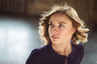 Студийный фотограф Юлия Абдулина - Москва