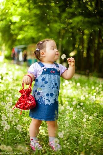 Детский фотограф Сергей Игонин - Москва