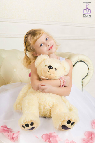 Детский фотограф Диана Лабановская - Москва