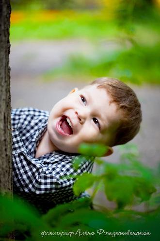 Детский фотограф Алёна Рождественская - Самара
