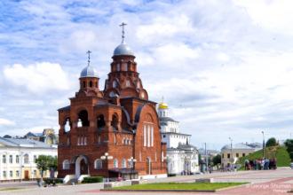 Архитектурный фотограф George Shuman - Москва